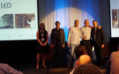 iLED Wins Distech Distributor of the Year Award